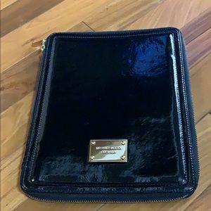 💐SALE💐Gently used Michael Kors iPad zipped cover